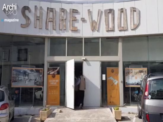 VIDEO. Share-Wood: More than a Co-working Space for Craftsmanship