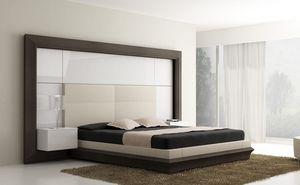 ベッド・ベッドサイドテーブル
