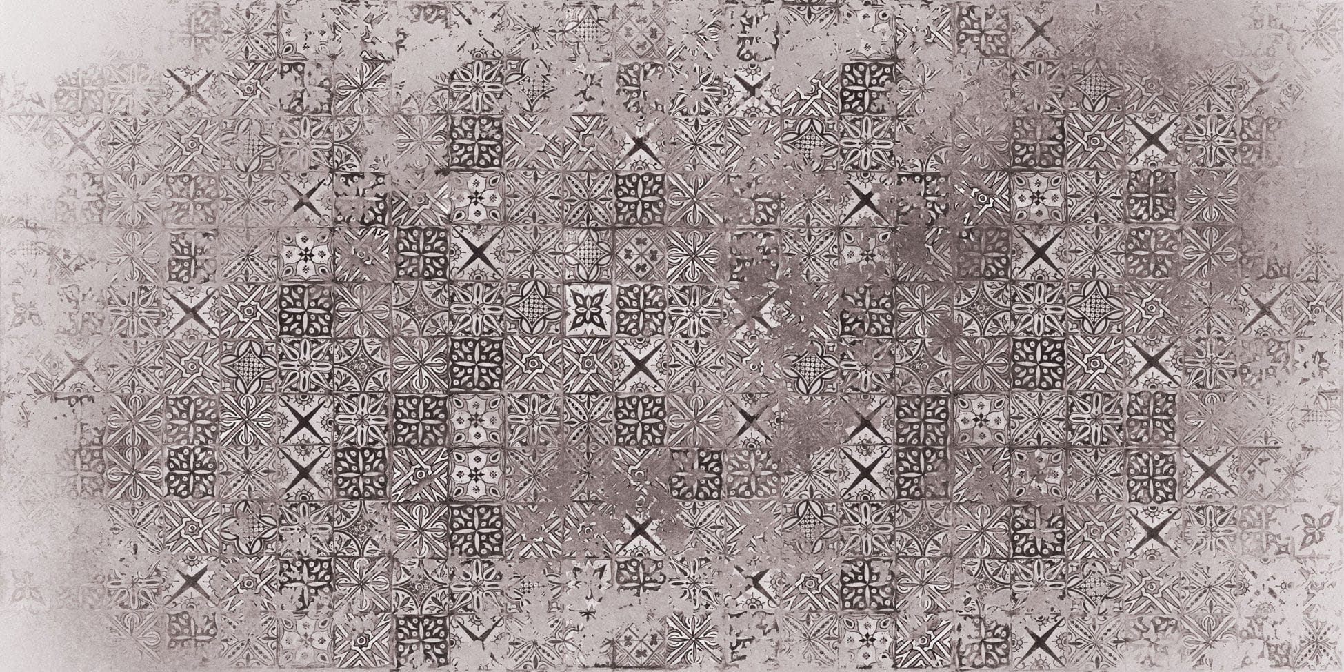 コンテンポラリー壁紙 幾何学模様 印字 Sicily Instabile Lab