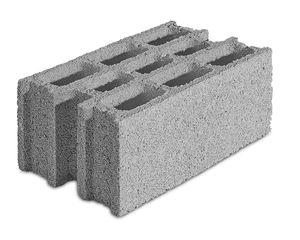 ホローコンクリートブロック