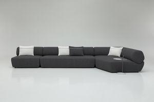 モジュール式ソファー
