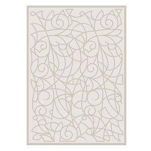 伝統的絨毯 / 柄 / ニュージーランド産ウール製 / 絹製