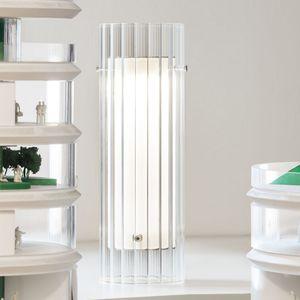 台用ライト / コンテンポラリー / ホウケイ酸ガラス製 / 調光式