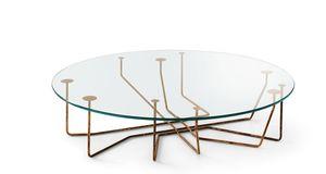 オリジナルなデザインのローテーブル