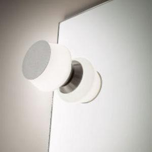 コンテンポラリー壁面ライト / 金属製 / ガラス製 / LED