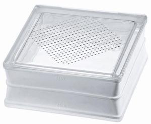 ガラス製敷石 / 照明付き / 高性能および高チャージ