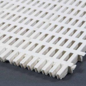 共重合体製踏み板 / ポリプロピレン製 / 排水通路 / スイミングプール用
