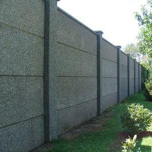 プレハブ防音壁