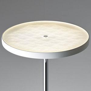 フロアスタンド型ライト / コンテンポラリー / アルミ製 / PMMA