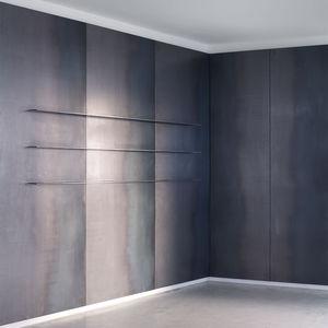 スチール製金属パネル / 壁掛け式 / 業務用