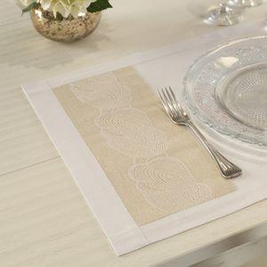 コットン製テーブル用マット