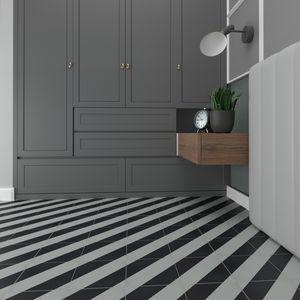 屋内用エンカウスティークセメントタイル / 屋外用 / 壁 / 床