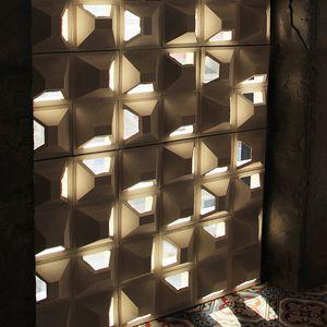 ホローコンクリートブロック / 壁用 / 仕切り壁用 / 横断壁用