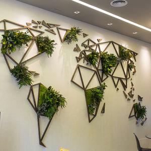 安定植物フレーム
