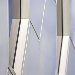 パネル型サイディング / アルミ製 / 複合素材 / 滑らかな
