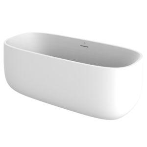 楕円形浴槽
