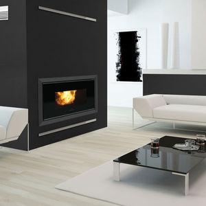 ぺレット暖炉