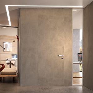 室内ドア / スイング式 / オーク材 / 公共施設用