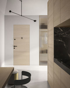室内ドア / スイング式 / スライド式 / 木製