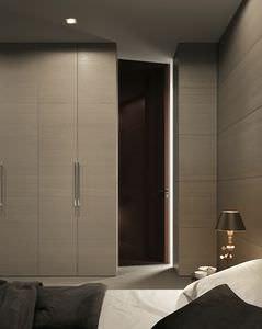 クローゼット用ドア / ウォークインクローゼット用 / 室内 / スイング式