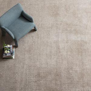 コンテンポラリー絨毯 / 無地 / ウール / 絹製
