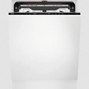 正面投入式食器洗い機