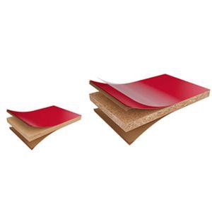 HPL装飾パネル / 壁掛け式 / 屋内用 / 屋外用