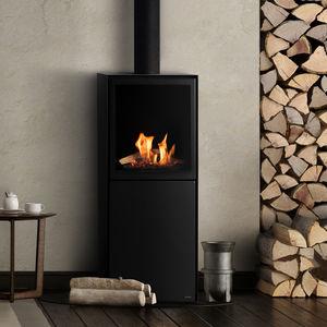 バイオエタノール挿入式暖炉