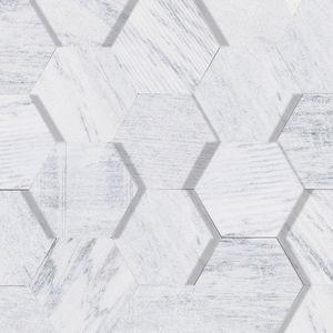大理石製板石 / マット / 外壁カバー / 白