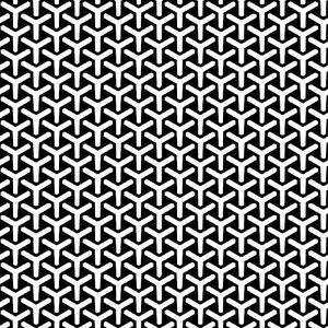 穴あきシ-トメタル / 装飾 / スチール製 / 屋内用