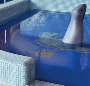 プール用モザイク