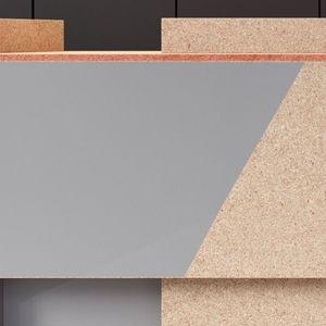 ラミネート建築用パネル