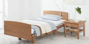 医療用ベッド / コンテンポラリー / 木製