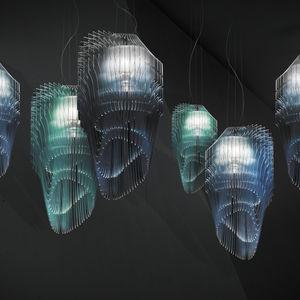 吊り下げライト / オリジナルデザイン / Lentiflex® / Cristalflex® 製