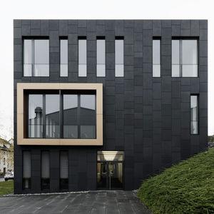 ファイバー コンクリート製パネル / 建物の正面用 / 外壁カバー用 / 高耐久性