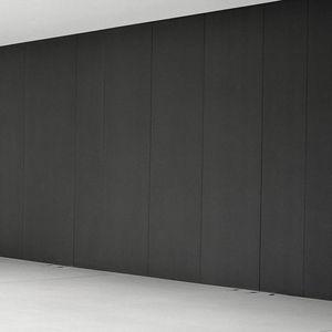 コーティングパネル / ファイバー コンクリート製 / 屋内用 / 壁用