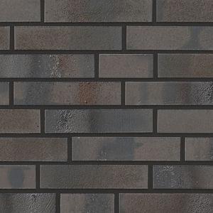 クリンカー製クラッディングレンガ / 建物の正面用 / 茶色