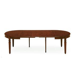 伝統的テーブル / クルミ材 / ブナ材製 / ブナの木製
