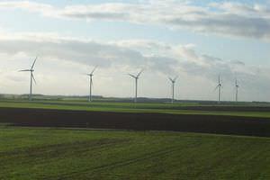 平行軸風力タービン