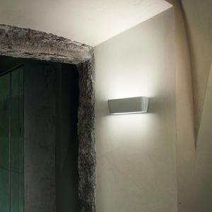 コンテンポラリー壁面ライト / アルミ製 / メタクリレート性 / LED