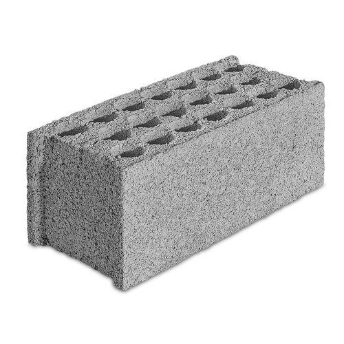 ホローコンクリートブロック / フル / 穴あき / 耐力壁