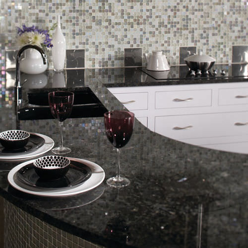 屋内用タイル / キッチン / 床 / 天然石製