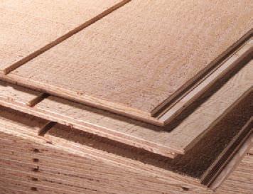 木製クラッディング / 塗装 / パネル型
