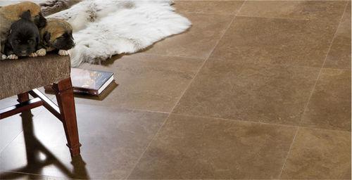 屋内用タイル / 床 / 壁 / トラバーチン製