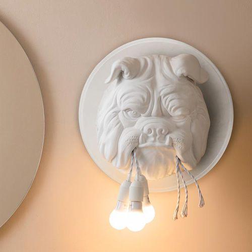 オリジナルデザイン壁面ライト / セラミック / LED / IP20