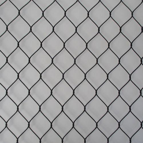 建物の正面用ワイヤーメッシュ / 手すり用 / フェンス用 / ステンレススチール製