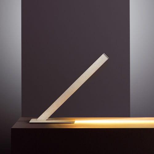 台用ライト / ミニマリストデザイン / アルミ製 / LED