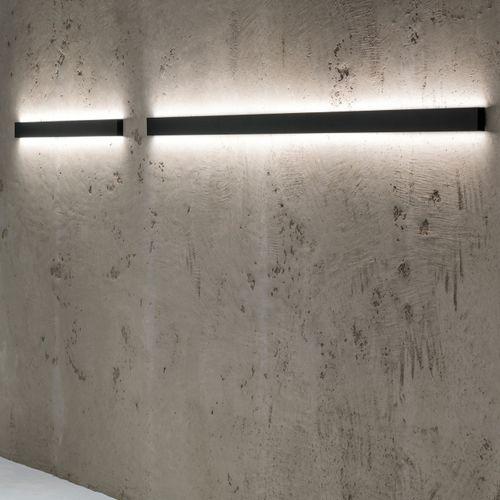 コンテンポラリー壁面ライト / アルミ製 / LED / リニア