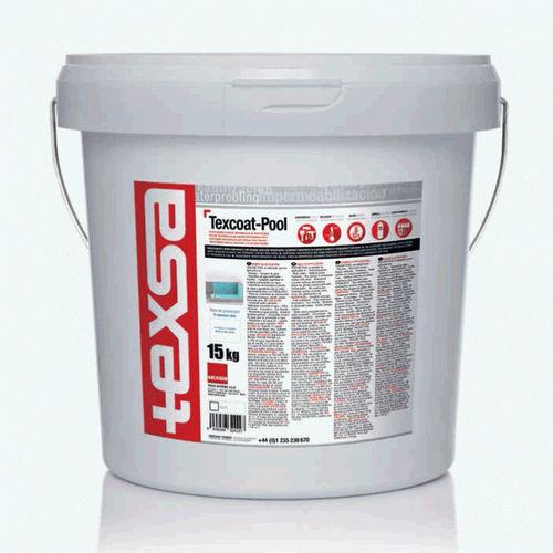 防水加工塗料 / 外側 / プール用 / コンクリート