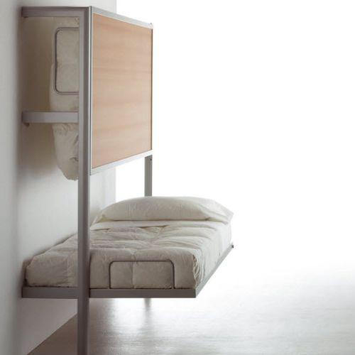 二段ベッド / ウォール / シングル / コンテンポラリー